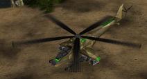 Vulture Gunship Upgraded