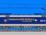 Class 289 Electric Locomotive