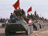Sino-Soviet Border War