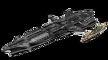 Wolkenkrutzer-Class Super Battleship