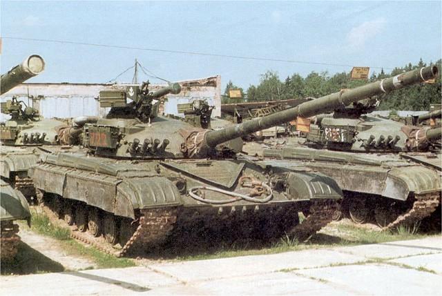 843fe3550075 T-64B1 main battle tank Russia Russian 640