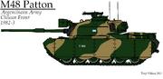 M48 Argentina