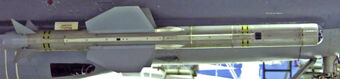 Hawker Siddeley Red Top missile