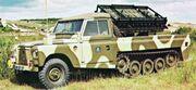 Land Rover Centaur, 1978