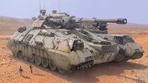 Soviet IS-74 Super Heavy Tank