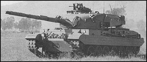 a3d6d780c3f3 The tank was ideally suited to Africa