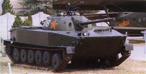 18e74cfa169e Type 63 Amphibious Tank