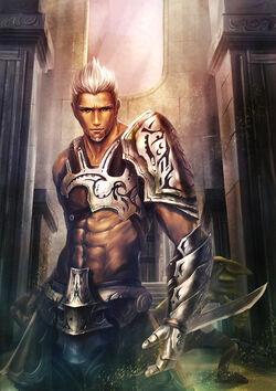 Warrior by BlackGrid