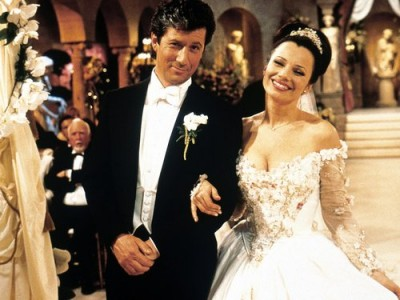 Fran and max's wedding