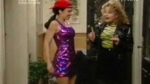 The Nanny Fran,CC and Val - Man, I Feel Like A Woman