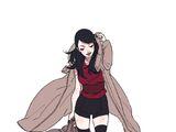 Sarada Uchiha(Annabethlover1652)