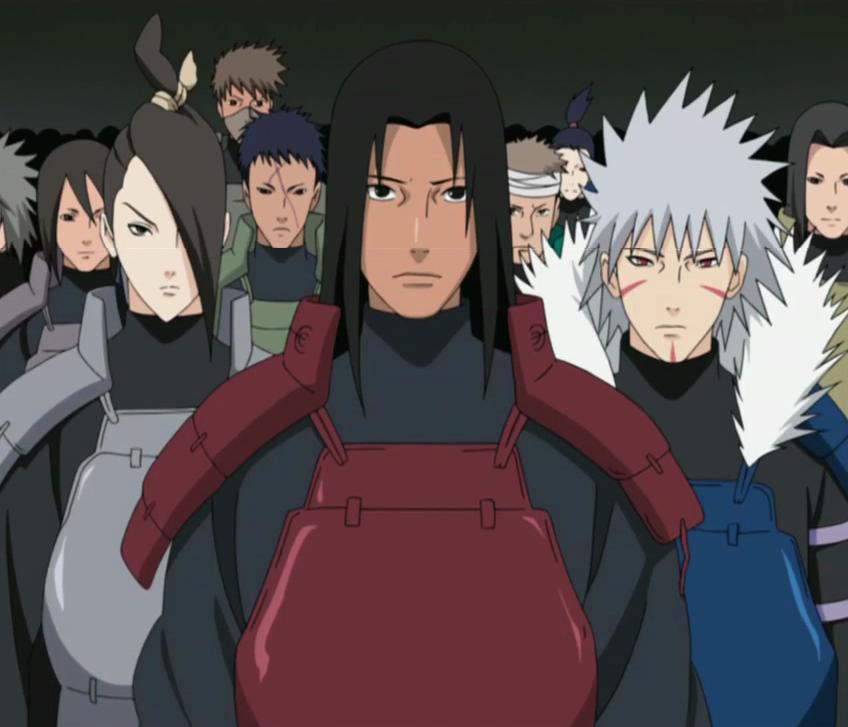 Senju Clan Heroes Naruto Fanon Wiki Fandom Powered By Wikia