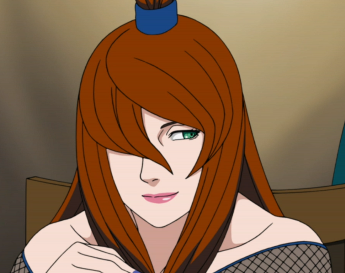 Mei Terumi (Lbs) | Naruto Fanon Wiki | FANDOM powered by Wikia