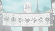 Sword scroll