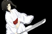 Megami's sword