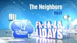 Disney Channel's Fa-La-La-Lidays
