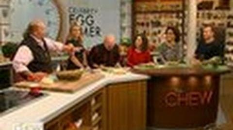 The Chew - Jami Plays Celebrity Egg Timer - The Chew-0