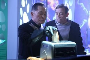 It Has Begun George Takei and Mark Hamill