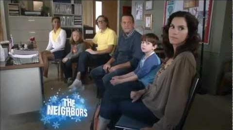 The Neighbors is next on Disney Channel LONG - Fa-La-La-Lidays HD 2012-0