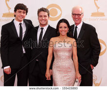 Stock-photo-los-angeles-sep-julia-louis-dreyfus-brad-hall-sons-at-the-th-emmy-awards-arrivals-at-155415893