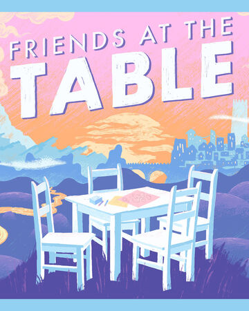 Friends At The Table Soundtrack Season