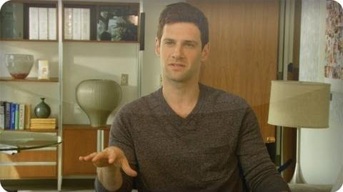 The New Normal - Justin Bartha Interview