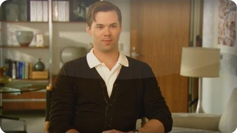 The New Normal - Andrew Rannells Interview