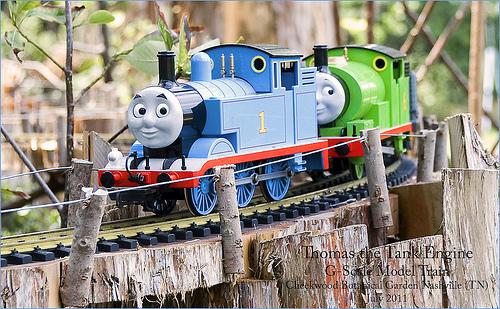 File:Thomas the Tank Engine -- Cheekwood Botanical Garden Nashville (TN) July 2011.jpg