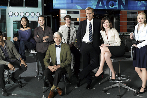 The Newsroom Wiki