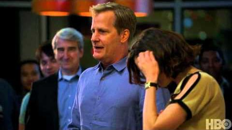 The Newsroom Season 1 Episode 7 Clip - Will's Welcome Speech