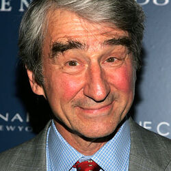 Sam waterston newsroom