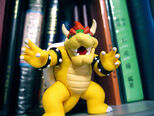 Bowser in bombomb party