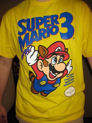 Super Mario Bros. 3 T-shirt