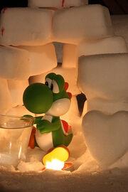 Yoshi's ice bar
