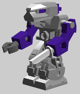 Robot Devastator Pic. 1