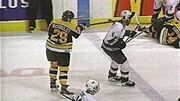 Donald Brashear - Marty McSorley incident