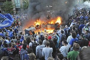 Vancouver stanley cup riot