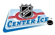 NHLCenterIcelogo