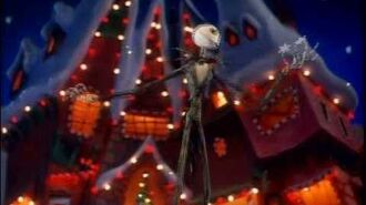 The Nightmare Before Christmas - Walt Disney Trailer
