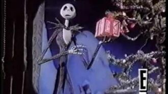 Danny Elfman E! Nightmare Before Christmas interview part 1