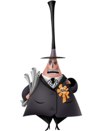Image - Mayor.png | The Nightmare Before Christmas Wiki | FANDOM ...