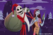 Jack and sally sorcerer arena