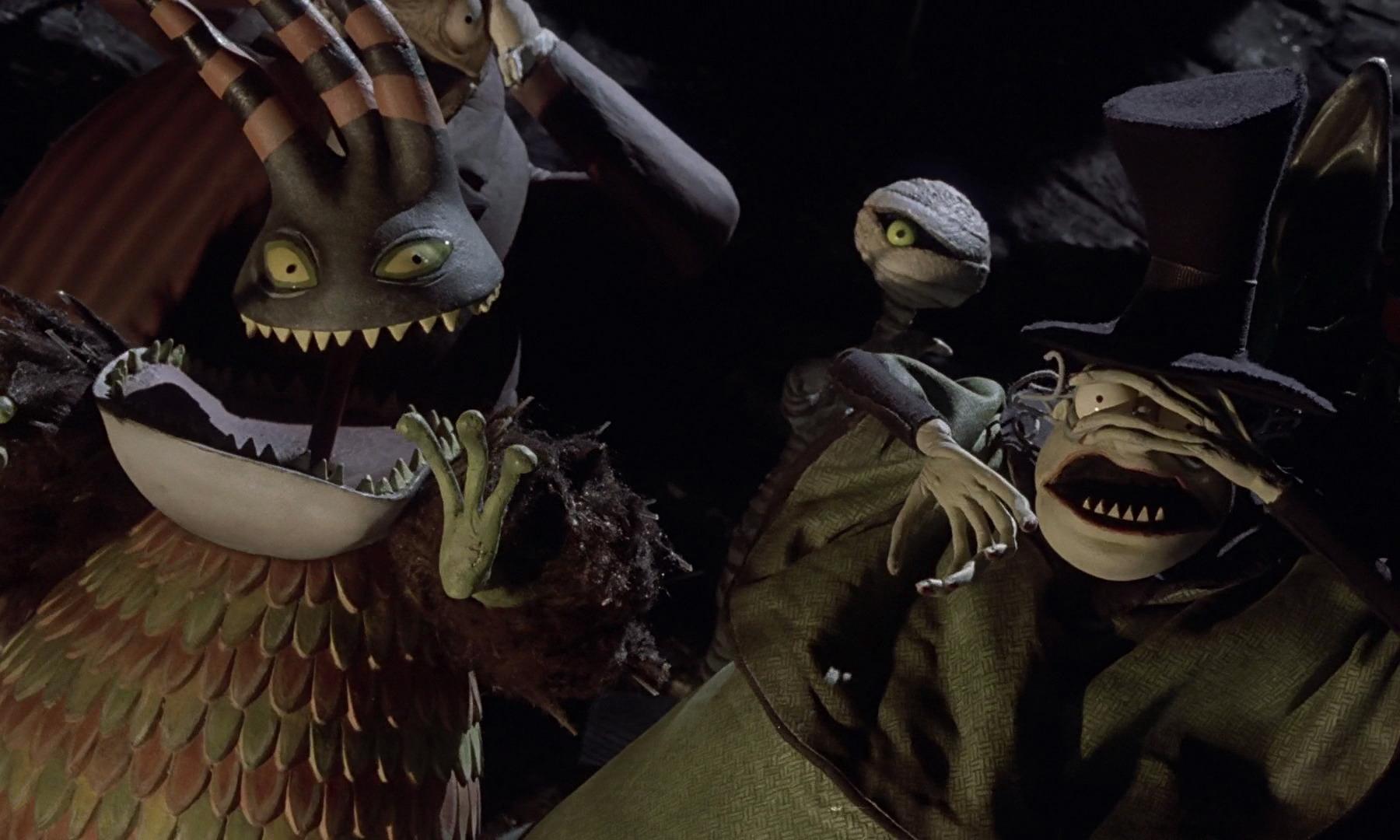 Nightmare Before Christmas Jack Wiki - Jack Skellington - Kingdom ...