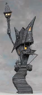 Jack's House   The Nightmare Before Christmas Wiki   FANDOM ...