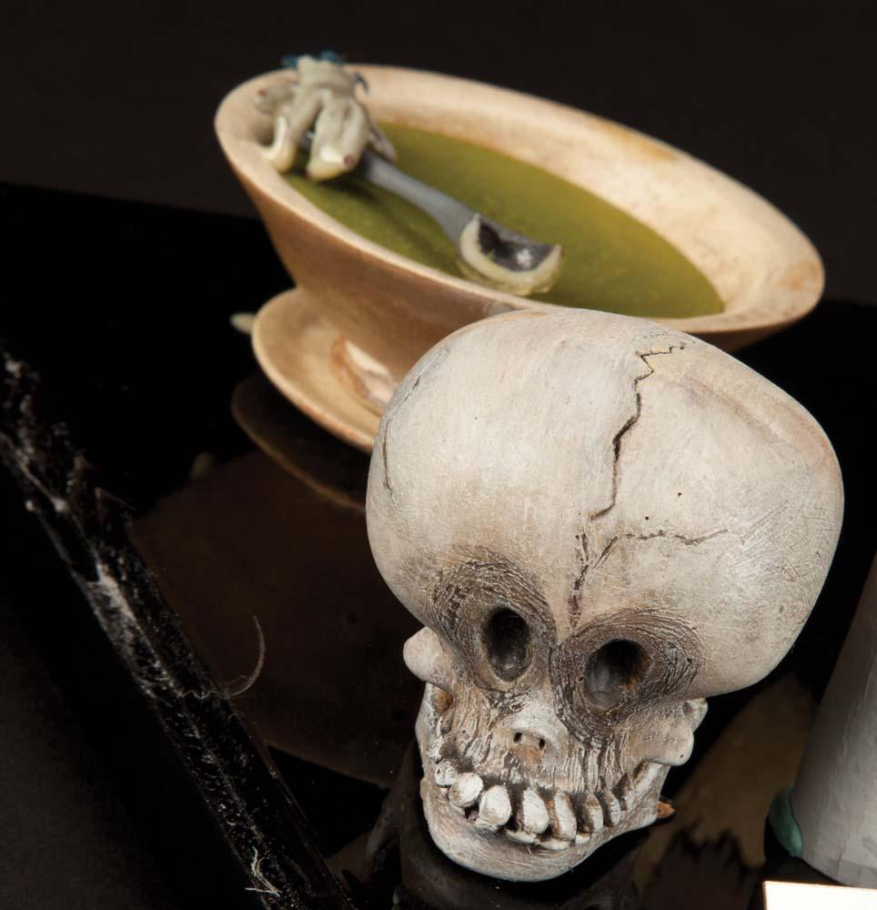 Image - Sally\'s Soup Bowl and Skull.jpg | The Nightmare Before ...