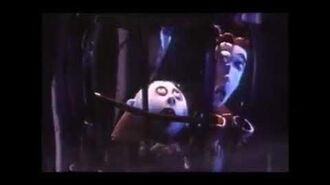 Tim Burton's The Nightmare Before Christmas Deleted Spooks and Alternate Magic