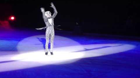 Christmas On Ice.Video Disney On Ice Celebrations The Nightmare Before
