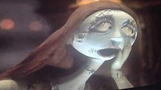 The nightmare before Christmas (Sally's moments)