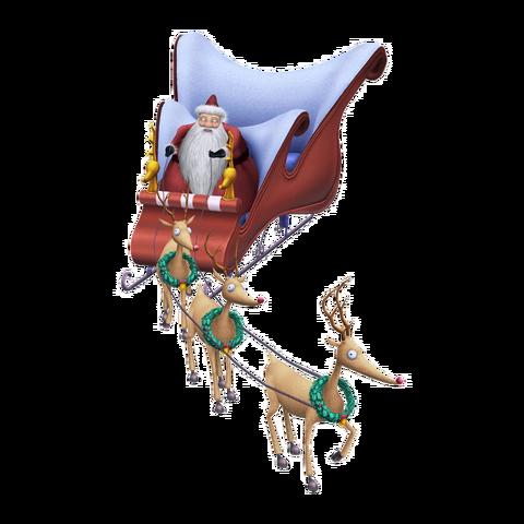 File:Santa's Reindeer KHII.png