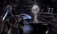 Nightshade Skull